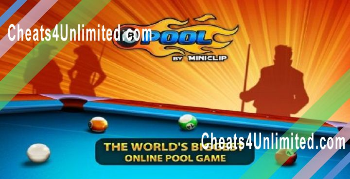 8 Ball Pool Hack Coins, Cash