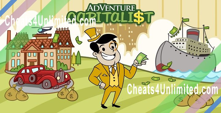 AdVenture Capitalist Hack Gold, Money
