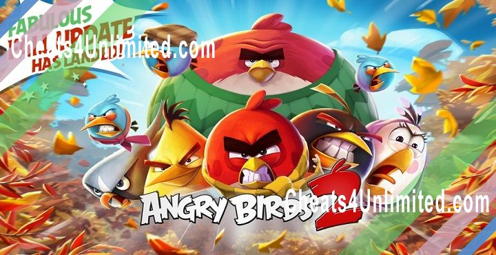 Angry Birds 2 Hack Gems, Pearls