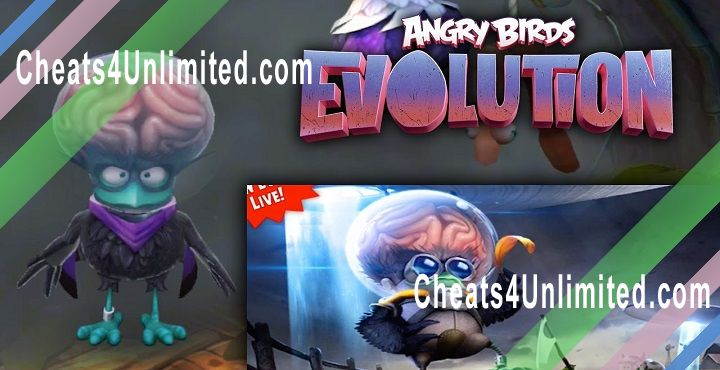 Angry Birds Evolution Hack Gems, Coins
