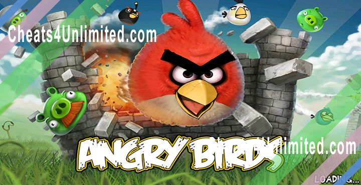 Angry Birds Hack Gems, Coins