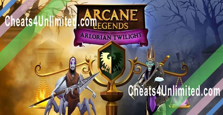 Arcane Legends Hack Gold, Platinum