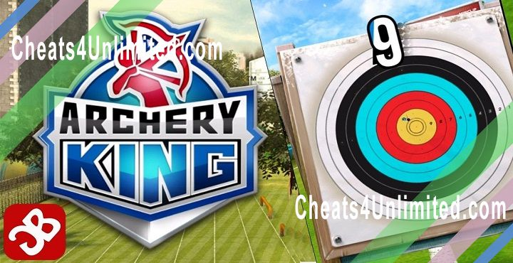 Archery King Hack Coins, Cash/Money