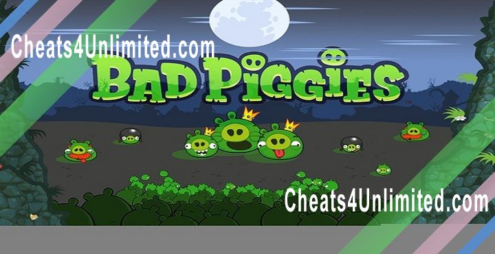 Bad Piggies Hack Money, Unlock All