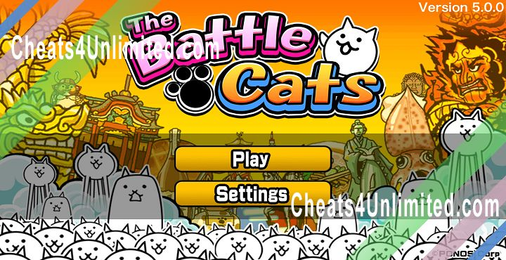 Battle Cats Hack Cat Food, XP – Cheats4Unlimited com