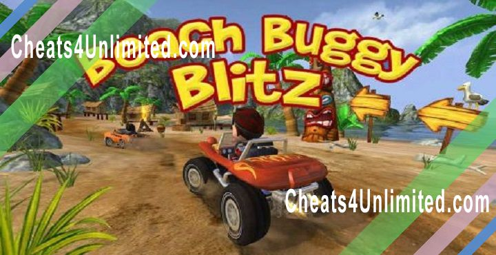 Beach Buggy Racing Hack Gems, Coins