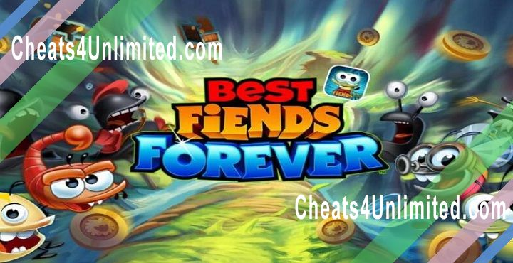 Best Fiends Hack Gold, Diamonds, Energy