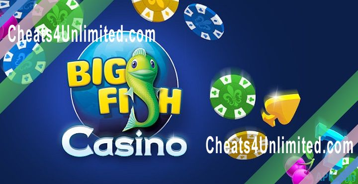Big Fish Casino Hack Chips, Gold