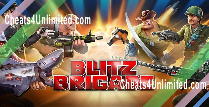 Blitz Brigade Hack Diamonds, Money/Coins, Ammo