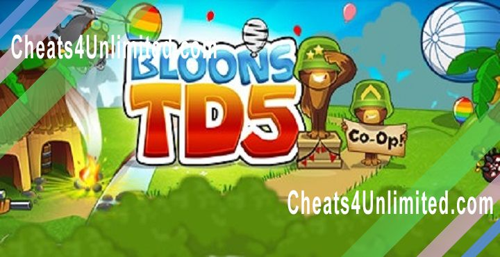 Bloons TD 5 Hack Money, Tokens