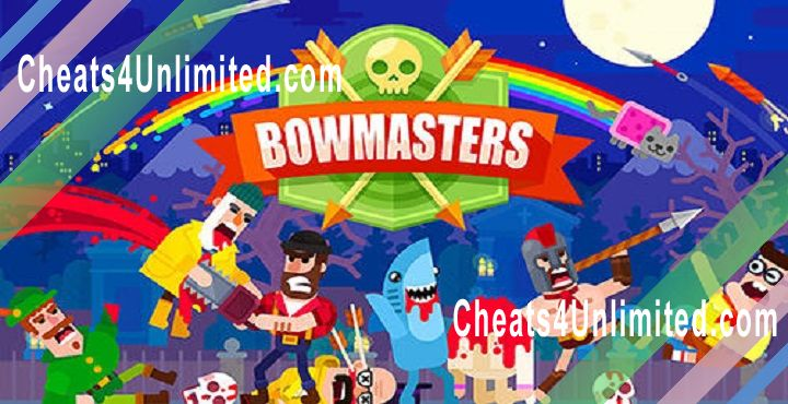Bowmasters Hack Money, All Characters