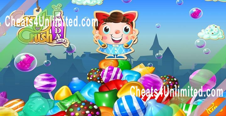 Candy Crush Soda Saga Hack Gold Bars, Moves, Lives, Boosters