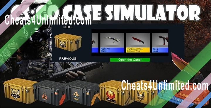 Case Simulator 2 Hack Money