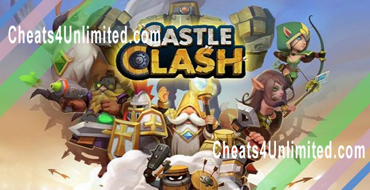Castle Clash Hack Gems, Money