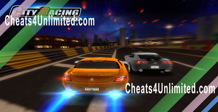 City Racing 3D Hack Diamonds, Money/Coins