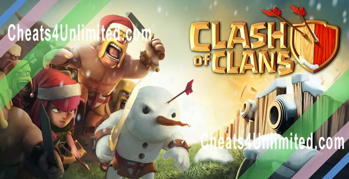 Clash of Clans Hack Gems, Elixir, Coins