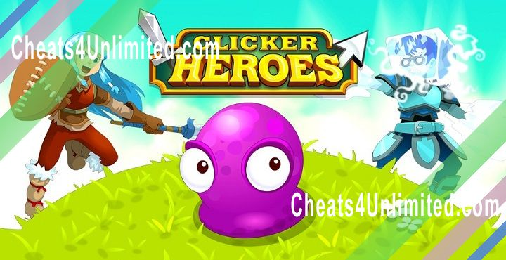 Clicker Heroes Hack Rubies/Gems, Gold/Money
