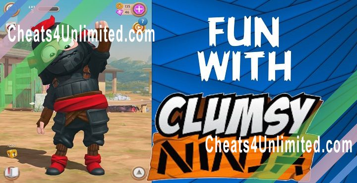 Clumsy Ninja Hack