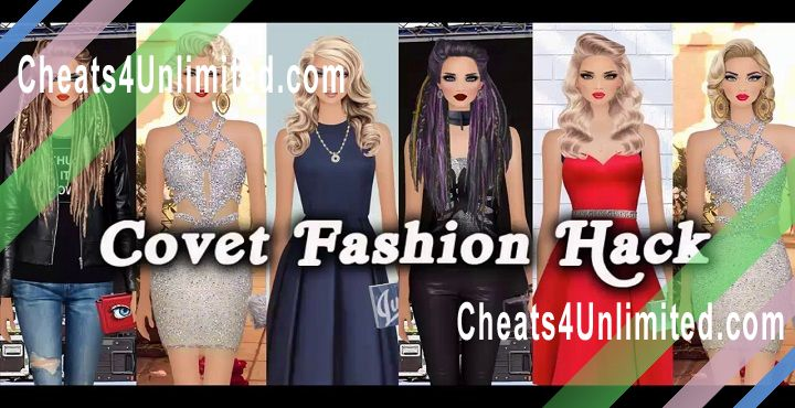 Covet Fashion Hack Diamonds, Cash