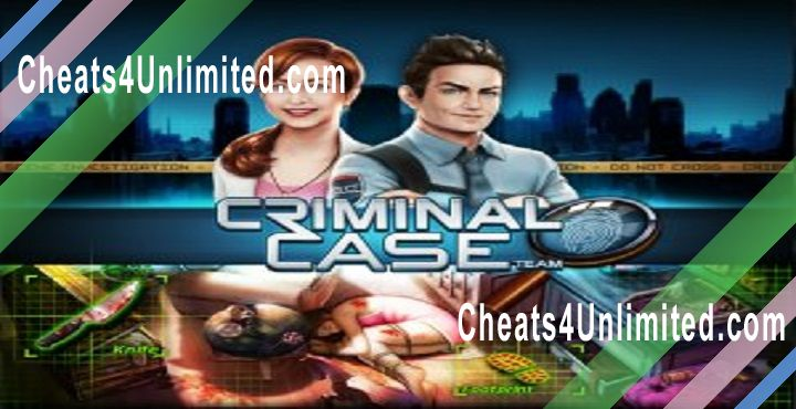 Criminal Case Hack Money, Stars, Energy