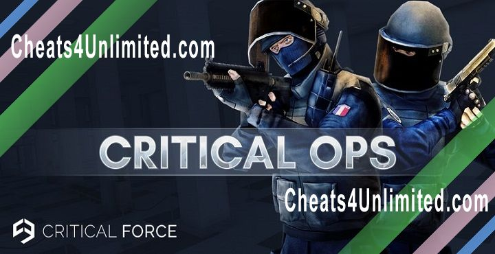 Critical Ops Hack Credits
