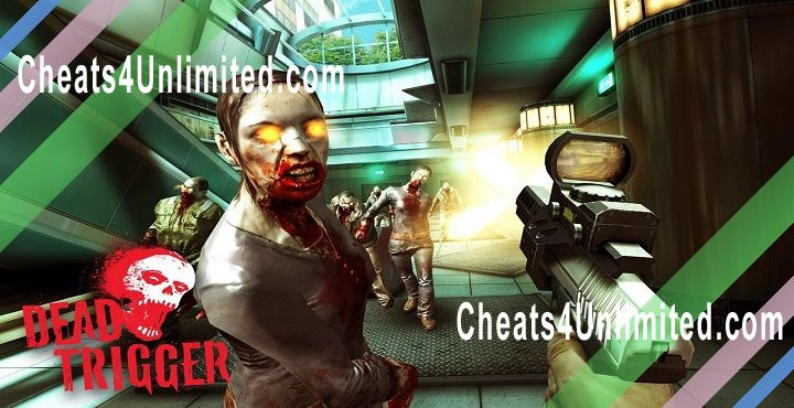 Dead Trigger Hack Money, Gold