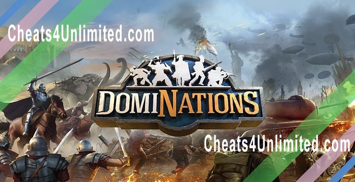DomiNations Hack Gold, Crowns, Food