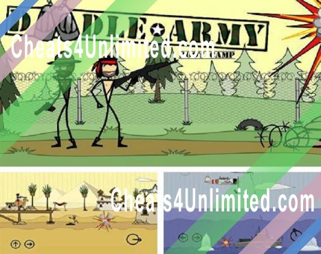 Hacked Doodle Army 2 Mini Militiahealth Ammo Nitro Cheats