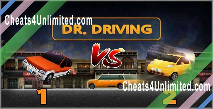 Dr. Driving Hack Coins/Money, Gold