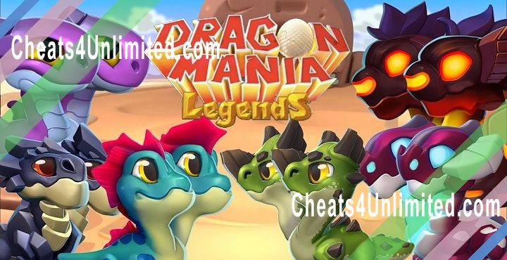 Dragon Mania Legends Hack Gems, Gold