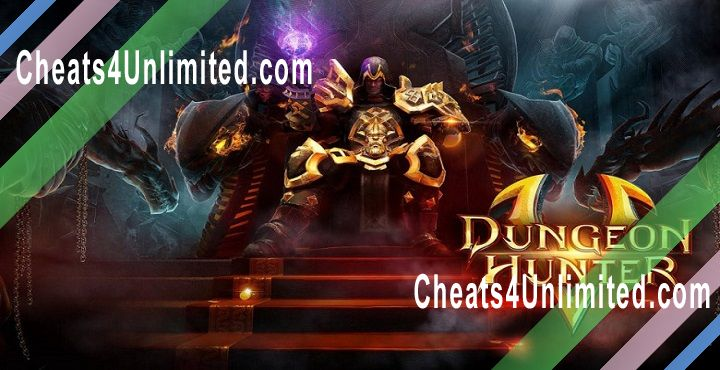 Dungeon Hunter 5 Hack Gems, Gold