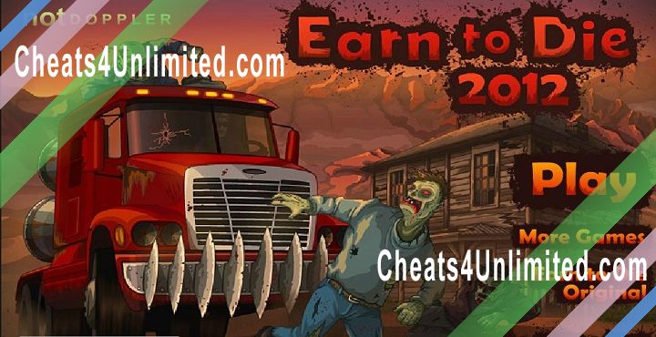 Earn to Die 2 Hack Money, Boosts