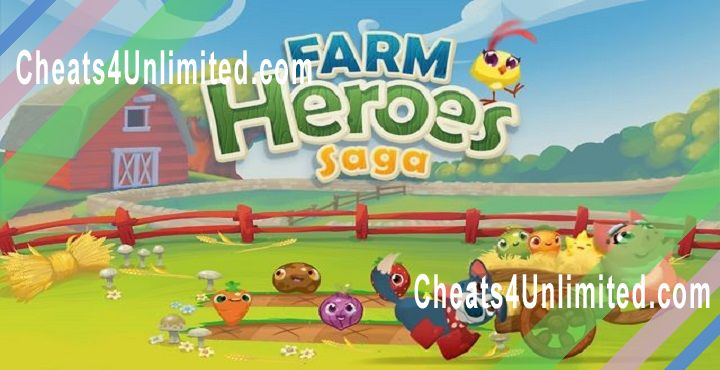 Farm Heroes Saga Hack Gold, Lives, Moves, Boosters