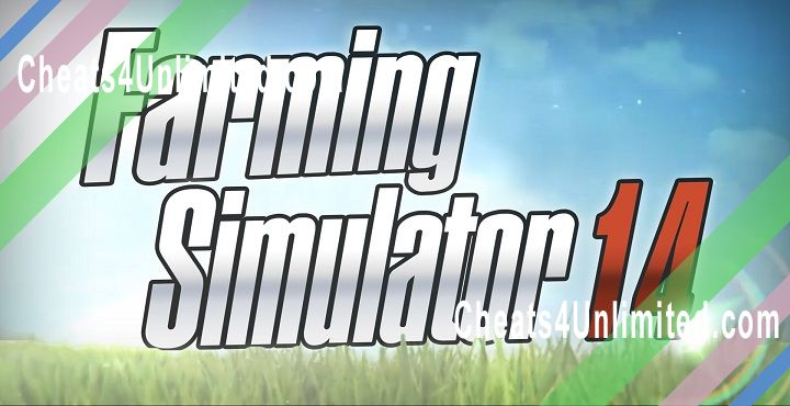 Farming Simulator 14 Hack Money, Unlock All Vechicles