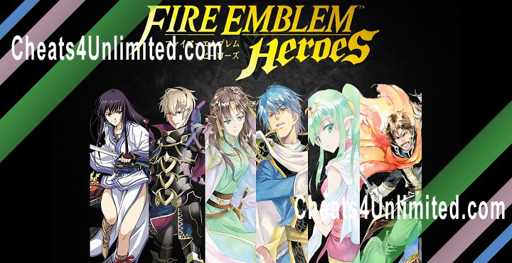 Fire Emblem Heroes Hack Orbs, Unlock All