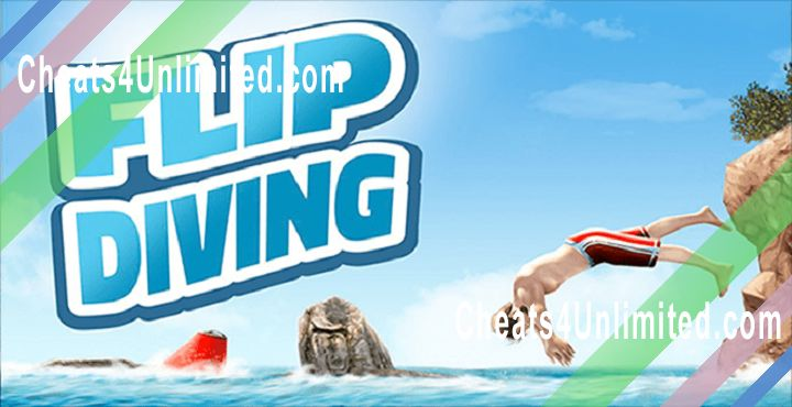 Flip Diving Hack Coins, Tickets, Unlock All