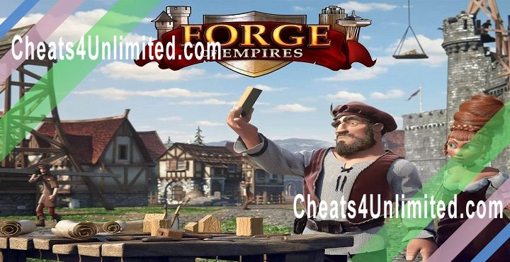 Forge of Empires Hack Diamonds, Gold
