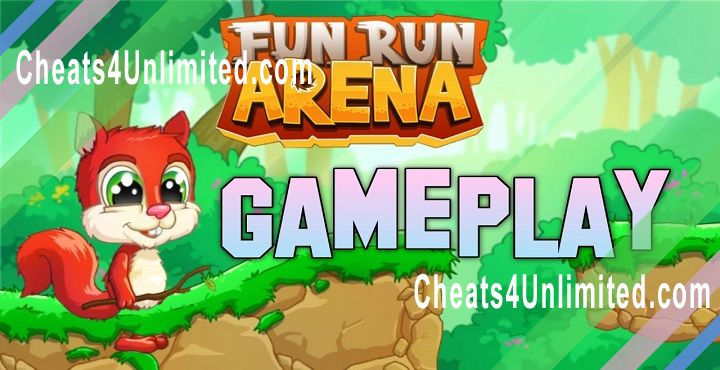 Fun Run Arena Hack Gems, Coins