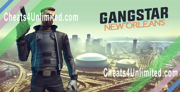 Gangstar New Orleans Hack Diamonds, Money