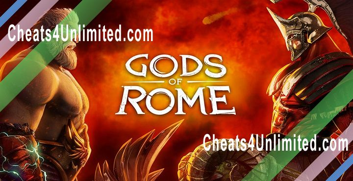 Gods Of Rome Hack Gems