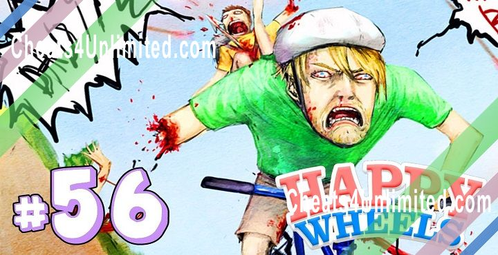 Happy Wheels Hack Health, Unlock All Characters
