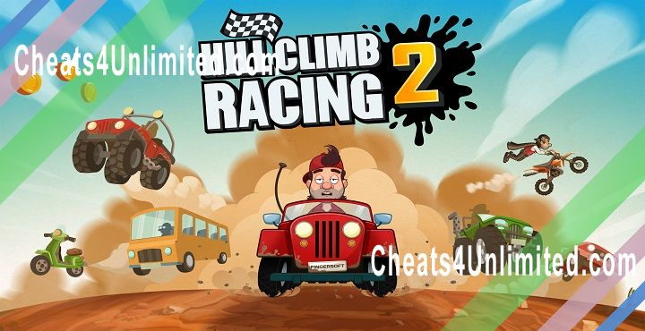 Hill Climb Racing 2 Hack Gems, Fuel, Unlock All Cars