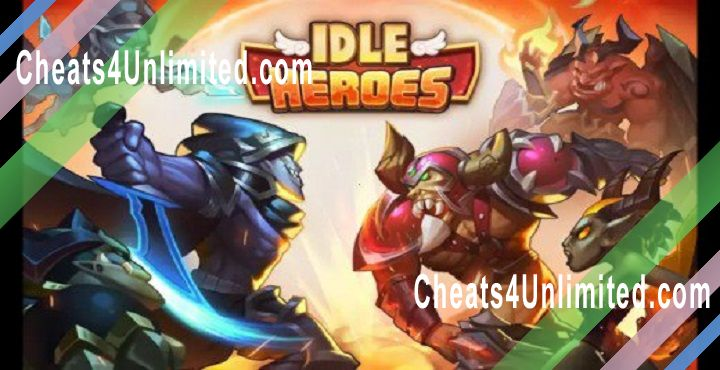 Idle Heroes Hack Gems, Gold