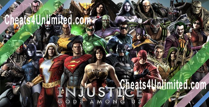 Injustice: Gods Among Us Hack Money, Energy