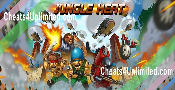 Jungle Heat Hack Diamonds/Gems