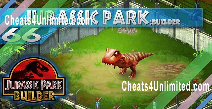Jurassic Park Builder Hack Bucks/Money