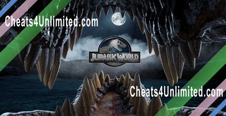 Jurassic World The Game Hack Money, VIP