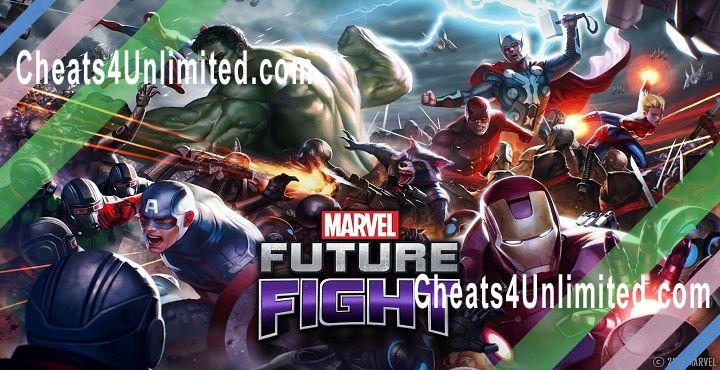 MARVEL Future Fight Hack Crystals, Gold/Money