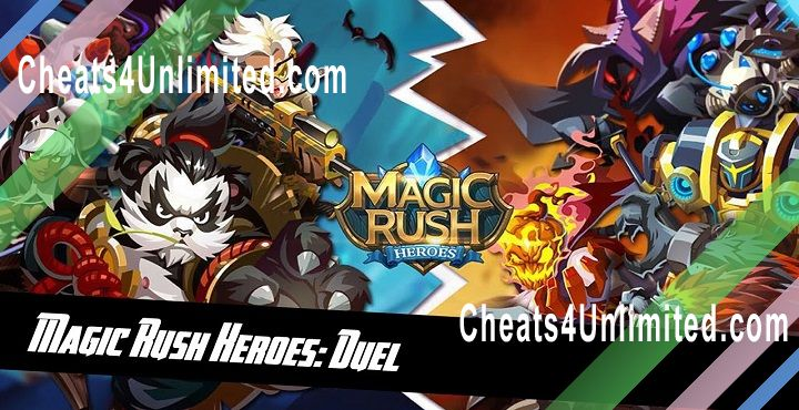 Magic Rush: Heroes Hack Diamonds, Money/Gold