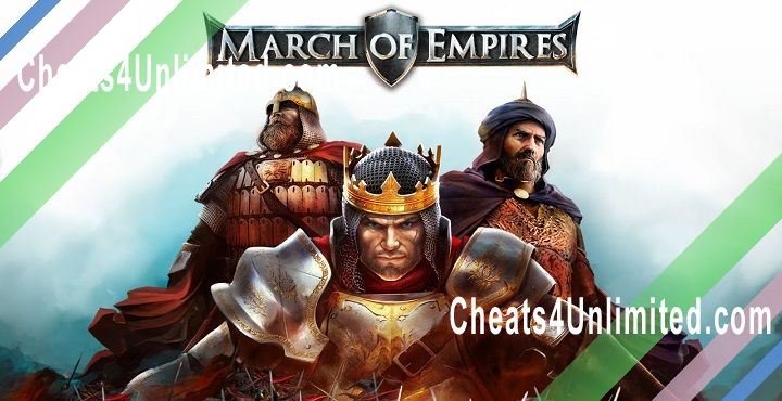 March of Empires Hack Gold